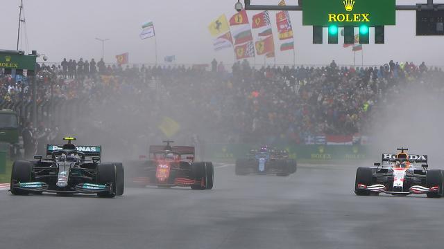 Formula 1 Türkiye Grand Prixsi başladı