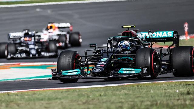 Valtteri Bottas yarışa ilk cepten başlayacak