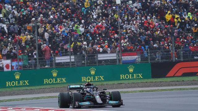 Türkiye Grand Prixsini 190 bin kişi yerinde takip etti