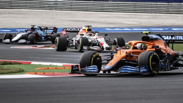 Formula 1 İstanbul yarışında büyük gün