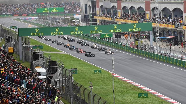 Türkiye Grand Prixsi Avrupada geniş yankı buldu