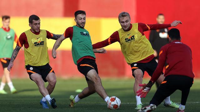 Galatasaray ligde zirveye tırmanmak istiyor