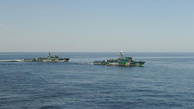 Azerbaycan, Hazar Denizinde tatbikata başladı
