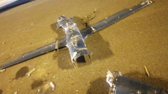 Husilerden Kral Abdullah Havalimanına roketli saldırı