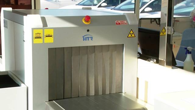 Yerli x-ray tarama cihazı Işınım yeteneklerini geliştiriyor