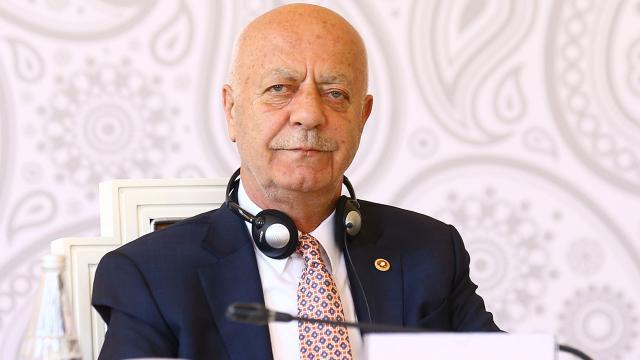 AK Parti İstanbul Milletvekili İsmet Uçma için başsağlığı mesajları