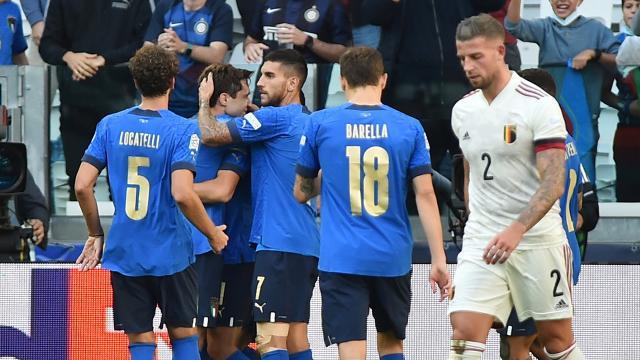 İtalya UEFA Uluslar Liginde üçüncü oldu