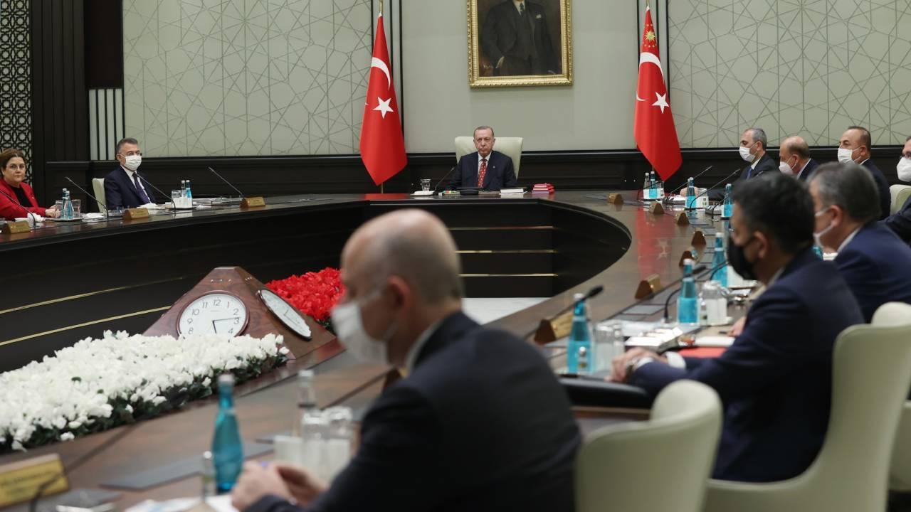 Kabine yarın Beştepe'de toplanacak - Son Dakika Haberleri