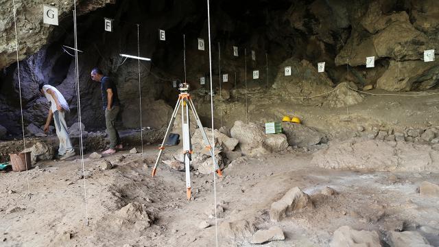 Kahramanmaraşta 14 bin 500 yıllık tarım aletlerine ulaşıldı