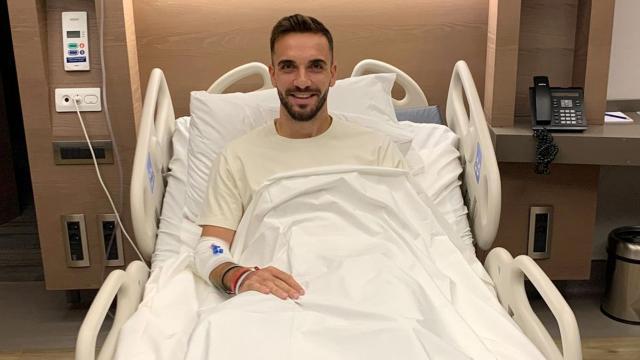 Beşiktaşlı oyuncu Kenan Karaman ameliyat edildi