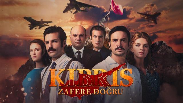 """Merakla beklenen """"Kıbrıs Zafere Doğru"""" dizisinin afişi yayınlandı"""