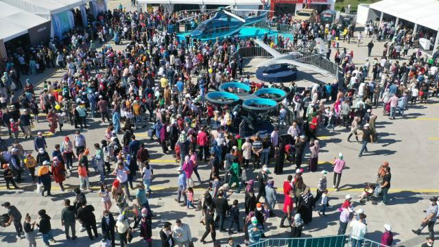 8. Konya Bilim Festivali yoğun katılımla gerçekleşti