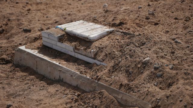 Kudüste Müslüman mezarları tahrip edildi