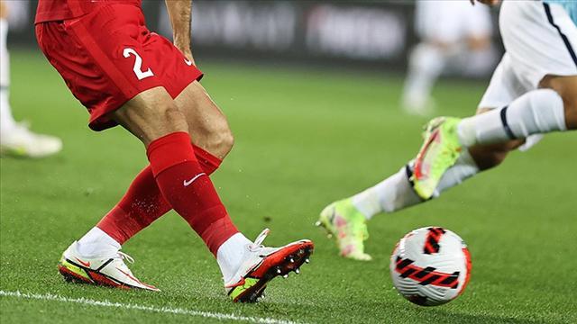 Letonya-Türkiye maçına İsveçli hakem