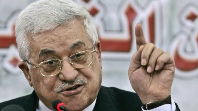 Filistin Devlet Başkanı Abbas Papa ile görüştü
