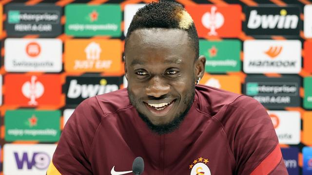 Galatasarayda Mbaye Diagne performansı ile öne çıkıyor