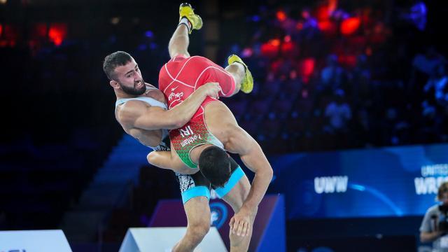 Milli güreşçiler Dünya Güreş Şampiyonasını 4 madalyayla tamamladı
