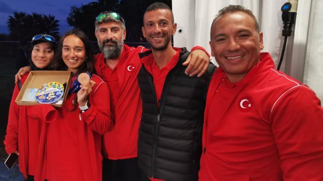 Paralimpik milli yelkenci Miray Ulaş dünya üçüncüsü oldu