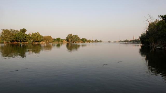 Mısırda dün Nil Nehrine düşen yolcu minibüsü hala bulunamadı