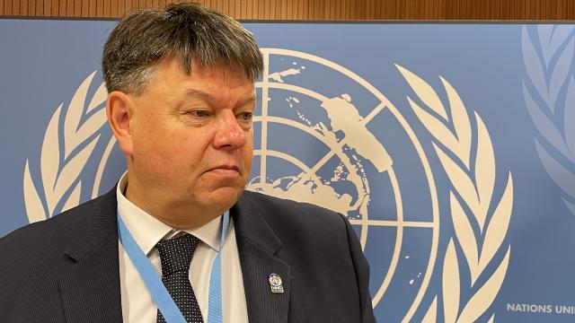 Dünya Meteoroloji Örgütü Genel Sekreteri Taalastan Türkiyeye övgü