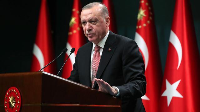 Cumhurbaşkanı Erdoğan: Suriyede en kısa sürede gereken adımları atacağız