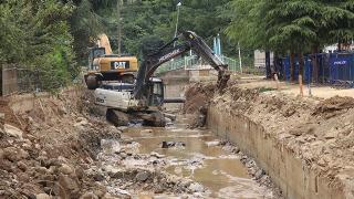 Rize'de sel ve heyelanlarda 341 milyon TL'lik hasar oluştu