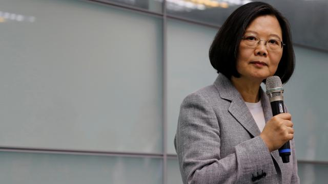 Tayvan liderinden Çinle statükonun korunması çağrısı