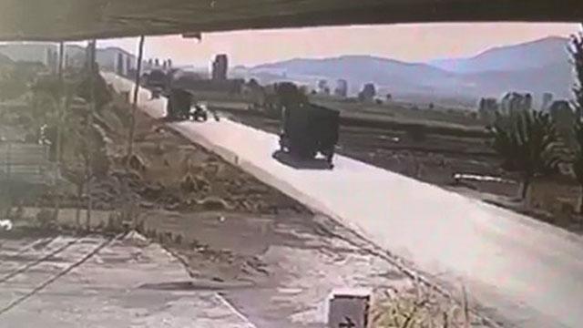 Traktörle tır çarpıştı, 1 kişi hayatını kaybetti