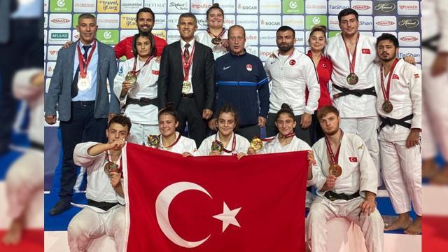 Türkiye Gençler Dünya Judo Şampiyonasında bronz madalya kazandı