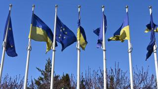 AB'den Ukrayna'ya 600 milyon euro destek