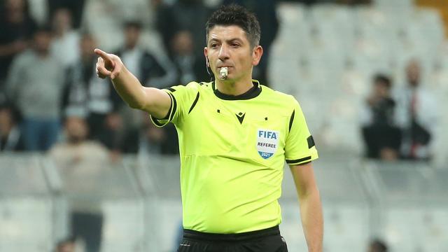 UEFAdan hakem Yaşar Kemal Uğurluya görev