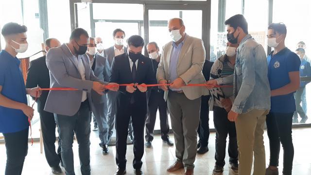 Tufanbeylide TÜBİTAK 4006 Bilim Fuarı açıldı
