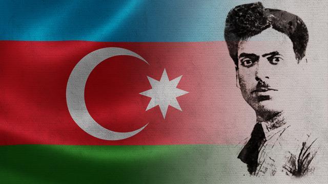 Portre: Azerbaycanın milli şairi Ahmet Cevad