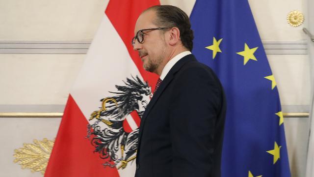 Avusturyada yeni başbakanın eski başbakanla iş birliği açıklaması tepki çekti
