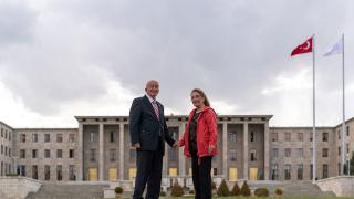 46. evlilik yıl dönümlerini Meclis'te kutladılar