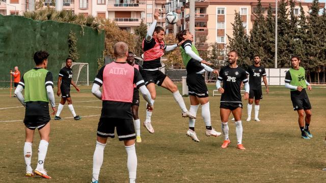 Altayın hedefi Avrupa kupalarına katılmak
