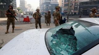 Beyrut'taki olaylar: 19 kişi gözaltına alındı