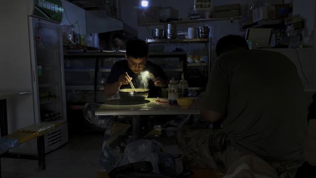 Çin: Elektrik kesintileri ısınma sorununa yol açmayacak