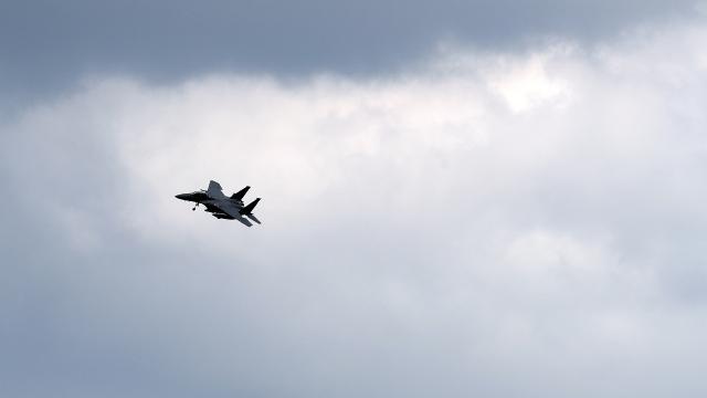 """ABDden Yunanistana """"tatbikat adı altında"""" F-15 sevkiyatı"""