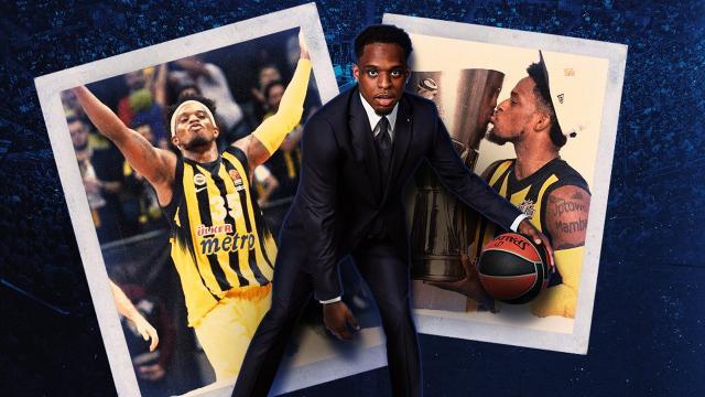 Fenerbahçe Bekoda Ali Muhammed idari kadroya dahil edildi