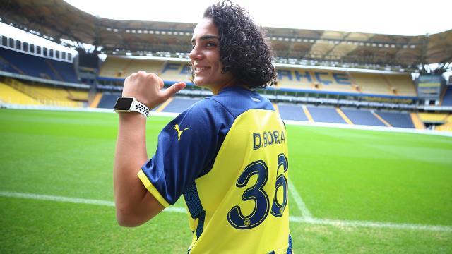 Fenerbahçe Kadın Futbol Takımı Dilan Borayı transfer etti
