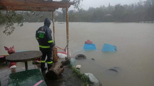 Filipinlerde sel ve heyelanlar: Can kaybı 19a çıktı