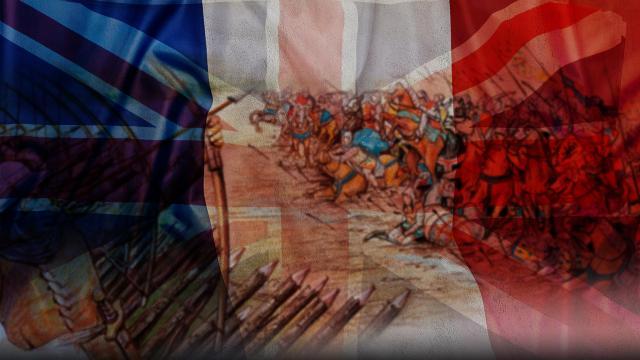 """Avrupanın husumetli """"müttefikleri"""": Fransa ve İngiltere"""