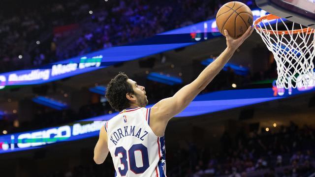 Furkan NBAdeki hazırlık maçında Netse karşı 27 sayı attı