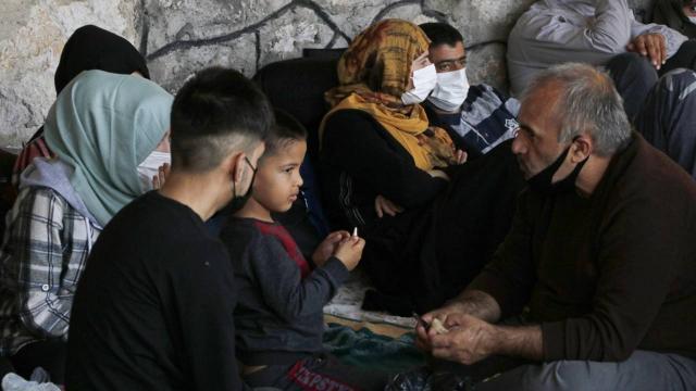 Muğlada 58 düzensiz göçmen yakalandı