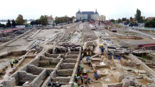 Haydarpaşa'daki kazılarla Kadıköy'ün tarihi yeniden yazılıyor