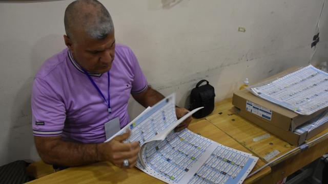 Irakta oyların yeniden sayımı 1 hafta içinde tamamlanacak