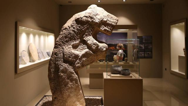 Karahantepedeki buluntular müzeye ilgiyi artırdı