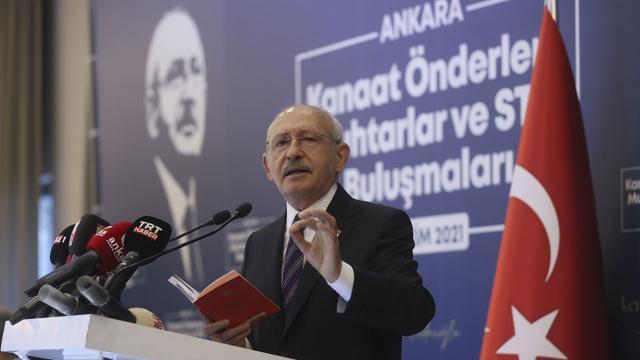 Kılıçdaroğlundan Anayasa açıklaması: İlk 4 madde değiştirilemez