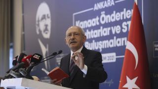 Kılıçdaroğlu'ndan Anayasa açıklaması: İlk 4 madde değiştirilemez